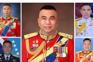 Thái Lan bổ nhiệm Đại tướng Apirat Kongsompong làm Tư lệnh Lục quân