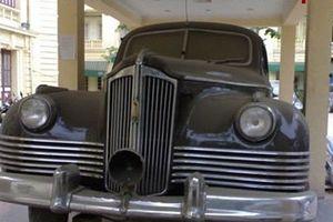 Điều chưa biết về chiếc ô tô vinh dự chở Bác Hồ trong ngày 2/9/1945