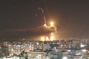 Tình báo Syria khẳng định căn cứ Mazzeh thực sự bị tấn công