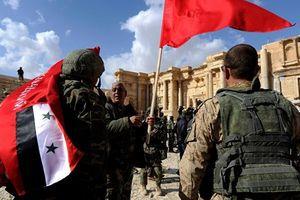 Syria: Nga bất ngờ tố cáo Mỹ huấn luyện phe nổi dậy đánh chiếm thành cổ Palmyra