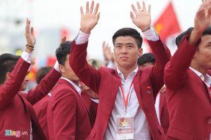Vinh danh Olympic Việt Nam ngày trở về sau khi ASIAD 2018 kết thúc