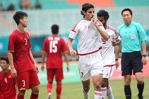 Báo Hàn Quốc 'nổi đóa' vì trọng tài quê nhà 'dìm' Olympic Việt Nam