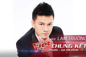 Lam Trường: 'Thật khó để nhận định Quán quân The Voice 2018!'