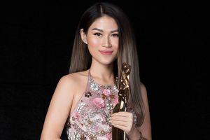Ngọc Thanh Tâm nhận giải thưởng lớn tại LHP châu Á - Thái Bình Dương