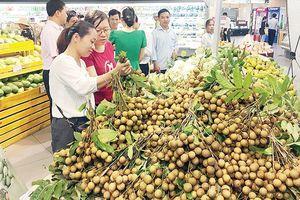 Tiêu thụ nông sản: Hiệu quả cao từ xúc tiến thương mại