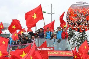 Kịch bản đón đoàn Olympic Việt Nam về nước: Có chuyên cơ riêng, không đi xe bus mui trần
