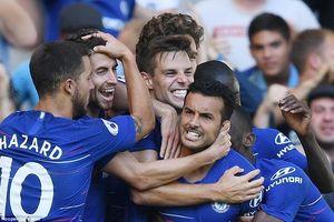Pedro, Hazard giúp Chelsea kéo dài mạch thắng