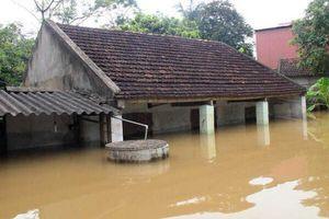13 người chết và mất tích do mưa lũ tại Thanh Hóa