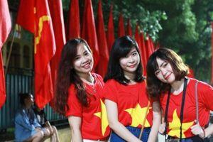 Chào mừng 73 năm Cách mạng Tháng Tám và Quốc khánh 2/9:Quốc khánh thiêng liêng trong lòng người trẻ