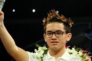 Nhà vô địch Olympia Hoàng Cường 'sốc' khi Quang Trường tăng tốc quá nhanh