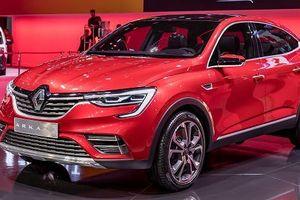 Renault Arkana chính thức gia nhập phân khúc crossover cỡ nhỏ