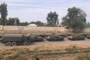 Đích đến không ngờ của các xe tăng T-62M vừa được Nga lấy khỏi kho dự trữ