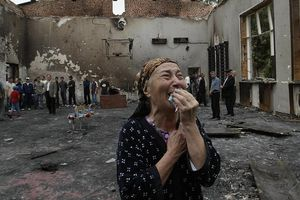 Nga: Tưởng niệm nạn nhân vụ tấn công khủng bố ở Beslan làm 386 học sinh thiệt mạng