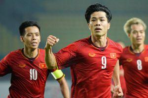 Đội tuyển Olympic Việt Nam được ngưỡng mộ nhất tuần qua