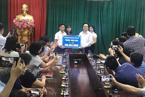 Công đoàn Giáo dục VN tham gia hỗ trợ thầy trò vùng lũ các tỉnh Sơn La và Lai Châu