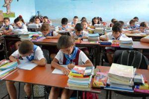 Cuba sẵn sàng bước vào năm học mới