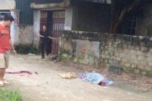 Chém nhau ở Điện Biên, một người chết tại chỗ