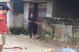 Điện Biên: Đâm nhau kinh hoàng, 1 người chết tại chỗ