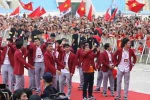 Bế mạc ASIAD 2018: Kỳ đại hội thành công của thể thao Việt Nam