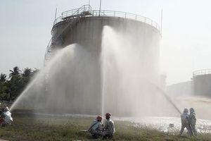 Đảm bảo an toàn tại các cơ sở kinh doanh xăng dầu