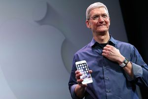 Apple sắp ra mắt iPhone mới