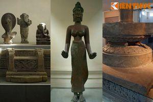 Tận mục ba bảo vật Chăm Pa vô giá ở Đà Nẵng