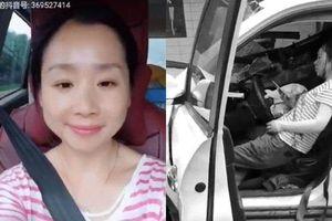 Tai nạn xe, người phụ nữ vẫn không ngừng làm điều kinh khủng...