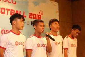Thắp sáng ước mơ từ 'Giải bóng đá đường phố SCG 2018'