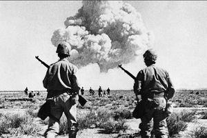 Giải mật kế hoạch hạt nhân của Mỹ nhằm tàn phá Liên Xô, Trung Quốc trong Chiến tranh lạnh