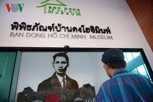 Khánh thành Bảo tàng Hồ Chí Minh tại Phichit, Thái Lan