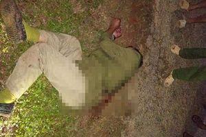 Truy tìm kẻ sát hại tài xế xe ôm, vứt xác ven đường