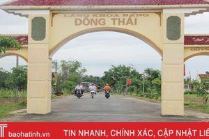 Khuyến học năm học mới ở làng khoa bảng nổi tiếng nhất Hà Tĩnh