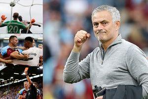 Mourinho bình luận về thẻ đỏ của Rashford trong trận thắng Burnley 2-0
