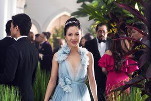 Phim về giới siêu giàu châu Á tiếp tục thống trị phòng vé Bắc Mỹ