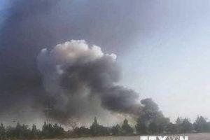 Thông tin thêm về vụ rơi máy bay trực thăng tại Afghanistan