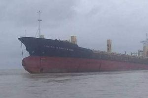 Tìm ra câu trả lời về 'tàu ma' lạc trôi ngoài khơi Myanmar