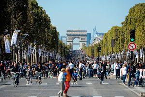 Paris nỗ lực thực hiện các biện pháp chống ô nhiễm