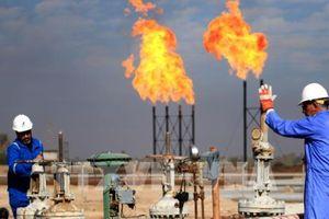 Giá dầu đi xuống trên thị trường châu Á phiên đầu tuần