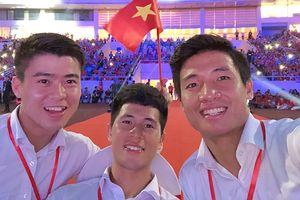 Cầu thủ Olympic Việt Nam nào 'hot' nhất trên mạng xã hội?