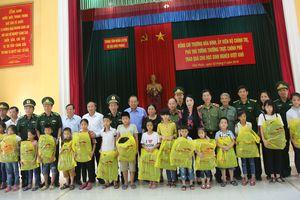 Phó Thủ tướng Thường trực Trương Hòa Bình thăm Trung tâm Huấn luyện BTL BĐBP