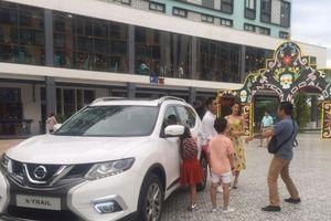 Nisan X-Trail V-series bất ngờ xuống phố tại Đà Nẵng