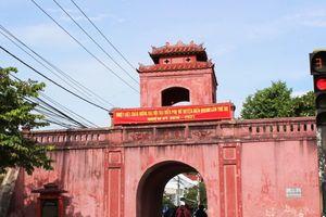 Bảo tồn và phát huy giá trị di tích Thành cổ Diên Khánh