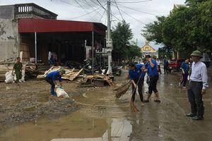 Chủ động phòng chống dịch bệnh sau mưa lũ