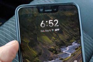 Google Pixel 3 XL bị bỏ quên trên xe hơi dù chưa ra mắt