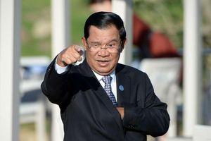 Thủ tướng Hun Sen dọa sa thải các bộ trưởng lười biếng