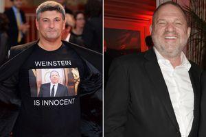 Nam đạo diễn bị chỉ trích vì bênh vực Harvey Weinstein tại LHP Venice
