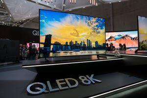 Chi tiết TV Samsung QLED 8K: Tăng độ nét bằng AI, công nghệ cao cấp