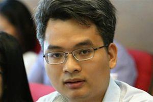 GS Phạm Hoàng Hiệp: Say mê để thành công