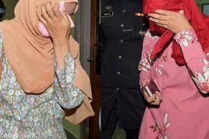 Lén quan hệ trên xe, hai phụ nữ Malaysia bị phạt nặng