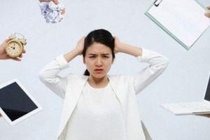 Bí quyết vượt qua bực bội trong công việc